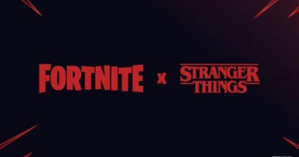 Fortnite | Stranger Things Collaboration - Event Details & Release