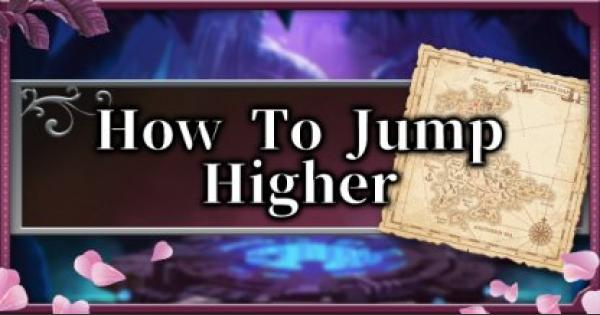 Bloodstained | How To Get the Double Jump, High Jump, & Jump Kick | Ritual of the Night - GameWith