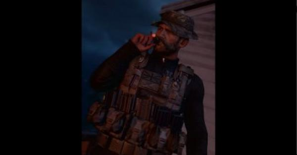 CoD: BO4 | Captain Price: New Blackout Character | Call of Duty: Black Ops 4 - GameWith