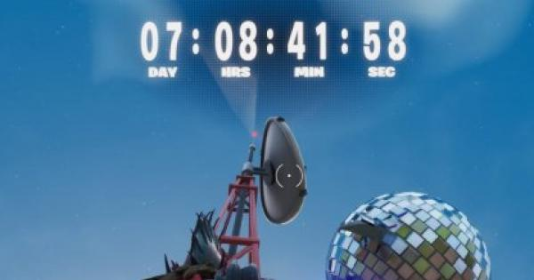 Fortnite | Countdown Timer Location - Robot vs Monster