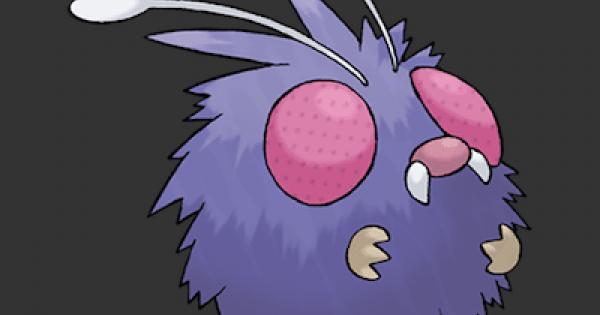 Pokemon Let's Go   Venonat - Stats, Moves, Evolution & Locations   Pikachu / Eevee - GameWith