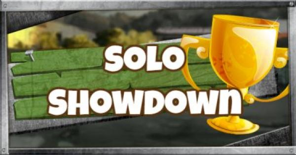 Fortnite | Solo Showdown - Limited Time Mode: Gameplay Tips And Guides - GameWith