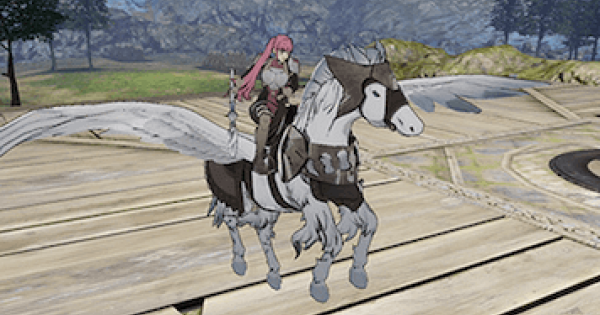 【FE3H】Pegasus Knight Class - Skills, Abilities, Weapons【Fire Emblem Three Houses】 - GameWith