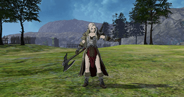 FE3H | Warrior Class - Skills, Abilities, Weapons | Fire Emblem Three Houses