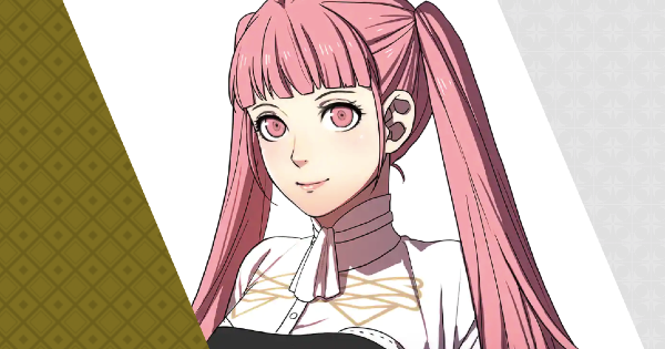 FE3H | Hilda - Class, Ability & Skill | Fire Emblem Three Houses