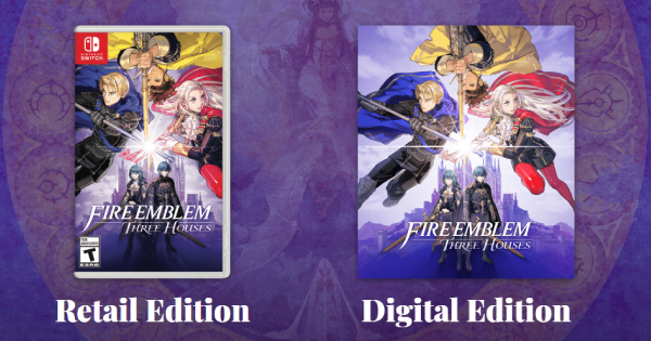 FE Three Houses | Special Editions - Price & Bonuses | Fire Emblem