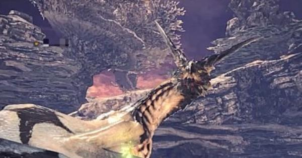 MHW: ICEBORNE | Legiana - Spawn / Hunt Location & Weakness Guide