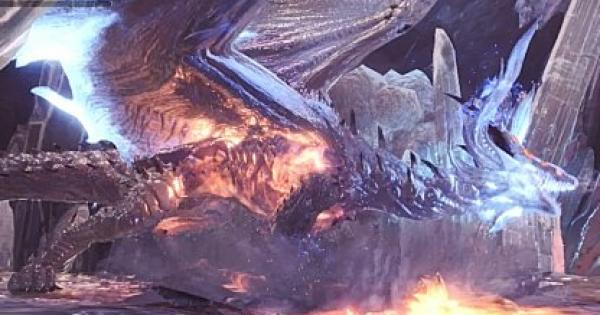 MHW: ICEBORNE | Xenojiiva - Spawn / Hunt Location & Weakness Guide - GameWith
