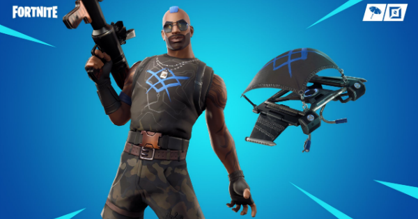 Fortnite | ANARCHY AGENT Skin - Set & Styles - GameWith