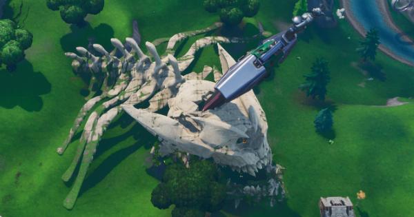 Fortnite | Monster Skeleton Location - Overtime Challenge - GameWith