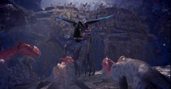 MHW: ICEBORNE | Tzitzi-Ya-Ku - Spawn / Hunt Location & Weakness Guide - GameWith