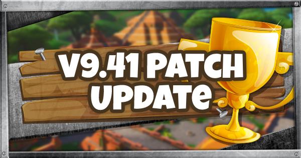 Fortnite | v9.41 Content Update (v9.41 Guide) - GameWith