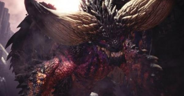 MHW: ICEBORNE | How to Beat Arch Tempered Nergigante - Tips and Recommended Gear - GameWith