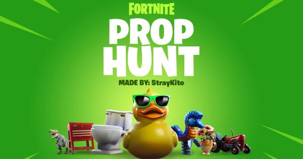 Fortnite | Prop Hunt LTM (Prop Hunt LTM Guide)