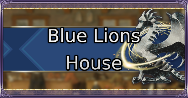 FE3H | Blue Lions - Character List & House Information | Fire Emblem Three Houses - GameWith