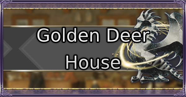 FE3H | Golden Deer - Character List & House Information | Fire Emblem Three Houses - GameWith