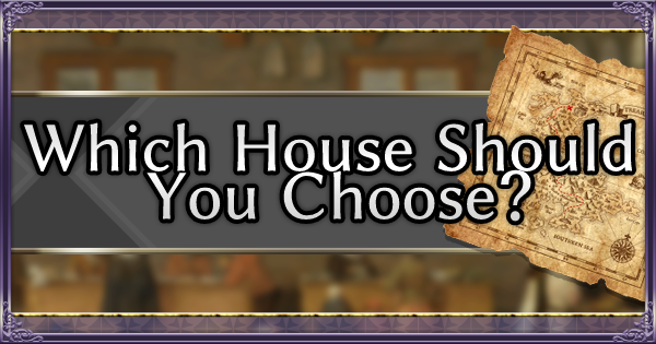 【FE3H】Which House Should You Choose?【Fire Emblem Three Houses】 - GameWith