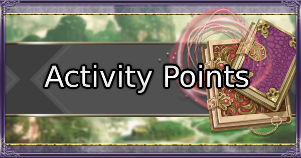 FE3H | Activity Points & How to Get More | Fire Emblem Three Houses - GameWith