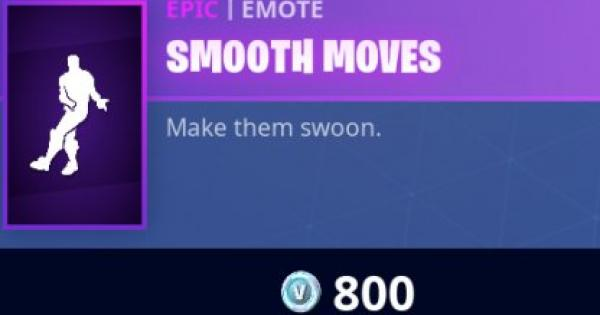 Fortnite | SMOOTH MOVES Emote - How To Get - GameWith
