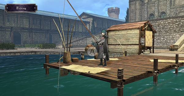 FE3H | Fishing Guide - Effects & How To Fish | Fire Emblem Three Houses - GameWith