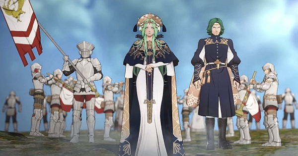 【FE3H】Field of the Eagle and Lion (White Clouds: Chapter 7)【Fire Emblem Three Houses】 - GameWith