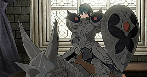 FE3H | Great Knight Class - Skills, Abilities, Weapons | Fire Emblem Three Houses