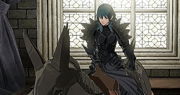 FE3H | Dark Knight Class - Skills, Abilities, Weapons | Fire Emblem Three Houses
