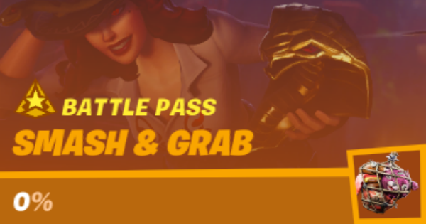 Fortnite | Smash & Grab Mission List  - GameWith