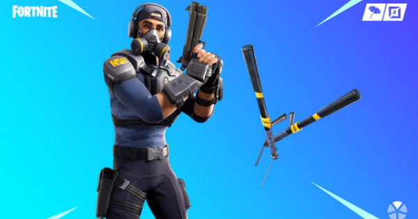 Fortnite | BRAVO LEADER Skin - Set & Styles - GameWith