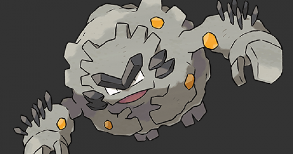 Pokemon Let's Go | Alolan Graveler - Stats, Moves, Evolution & Locations | Pikachu / Eevee - GameWith
