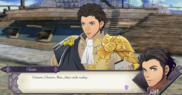 FE Three Houses | The Golden Deer's Plea (Azure Moon: Chapter 19) | Fire Emblem