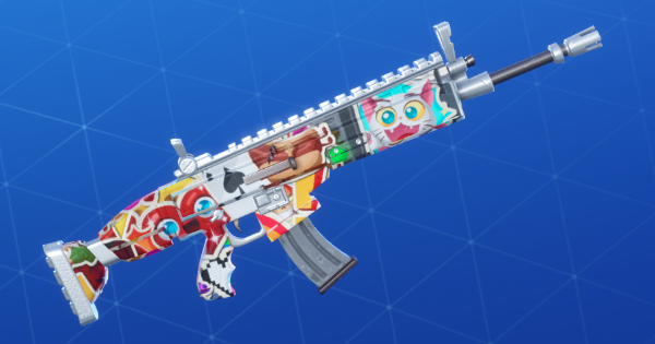 Fortnite   EMOTICAL Wrap - How To Get & Price - GameWith
