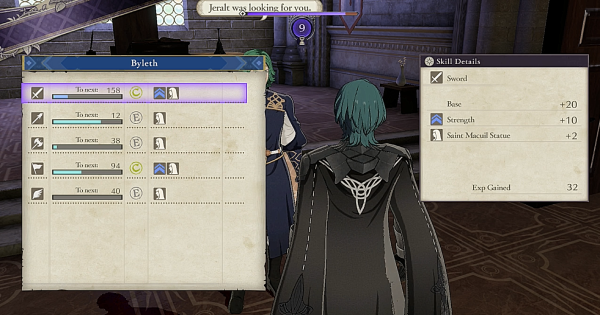 FE3H | Faculty Training Guide - Effects & How To Use | Fire Emblem Three Houses