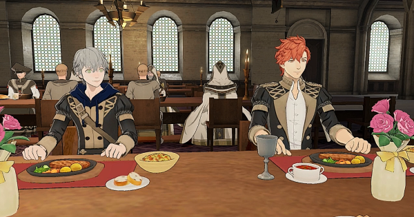 FE Three Houses | Share A Meal Guide - Benefits & How To Share Meals | Fire Emblem