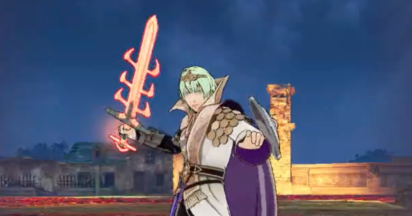 FE3H | Enlightened One Class - Skills, Abilities, Weapons | Fire Emblem Three Houses