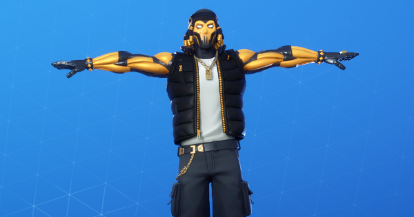 Fortnite | T-POSE Emote - How To Get