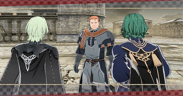 FE Three Houses | The Rose-Colored River (Silver Snow: Chapter 16) | Fire Emblem