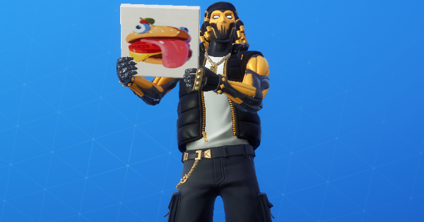 Fortnite | TEAM BURGER Emote - How To Get - GameWith
