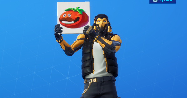 Fortnite | TEAM TOMATO Emote - How To Get - GameWith