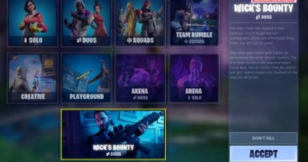 Fortnite Battle Royale Game Modes