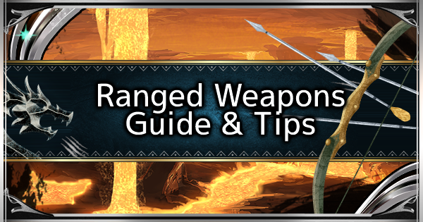 Ranged Weapons Guide - Features & Tips - MHW: ICEBORNE