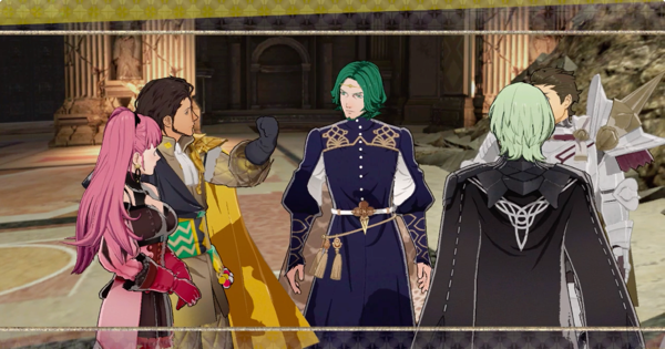 FE Three Houses | The Alliance Leader's Ambitions (Verdant Wind: Chapter 14) | Fire Emblem