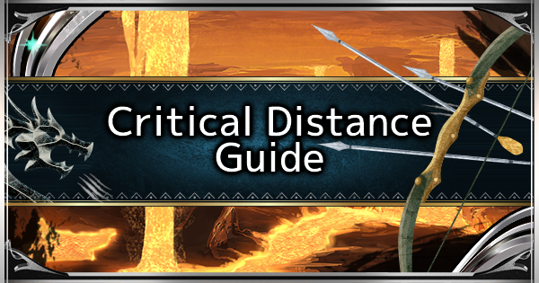 MHW: ICEBORNE | Critical Distance Guide & Effects