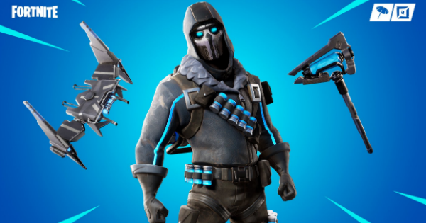 Fortnite | VULTURE Skin - Set & Styles - GameWith