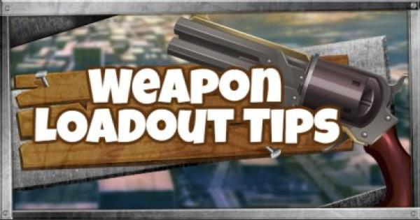 Fortnite | Weapon Management Guide - Loadout Tips - GameWith