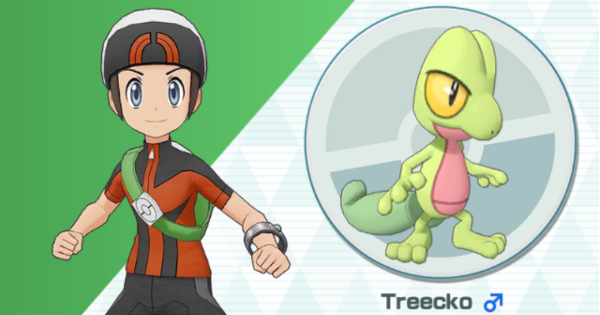 Pokemon Masters | Brendan & Treecko - Sync Pair Stats & Moves - GameWith
