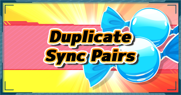 Pokemon Masters | What Happens to Duplicate Sync Pairs? - GameWith
