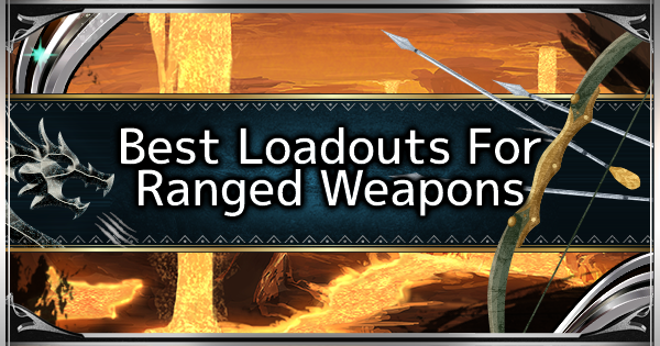 MHW: ICEBORNE | Best Ranged Weapons Loadout Guide