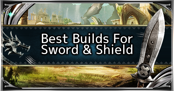 Sword & Shield - Best Loadout Build & Skill Guide - MHW: ICEBORNE