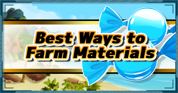 Best Ways to Farm Upgrade Materials - Pokemon Masters